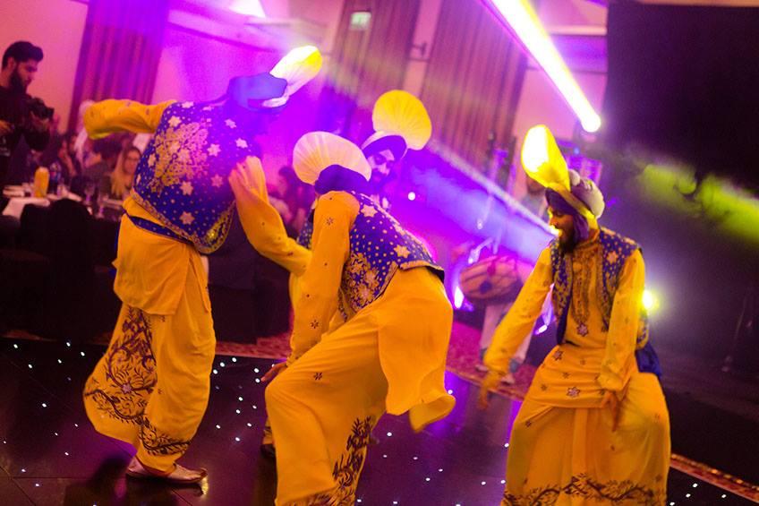 Bhangra Dancers Rochdale