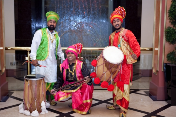 Dhol Players Nawaab Manchester
