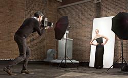 Manchester Mobile photo studio