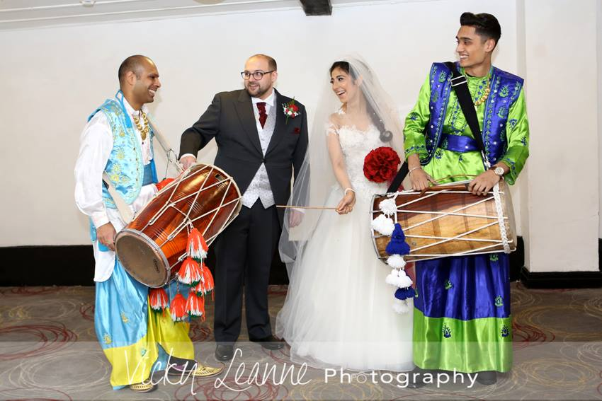 Dhol Player Last Drop