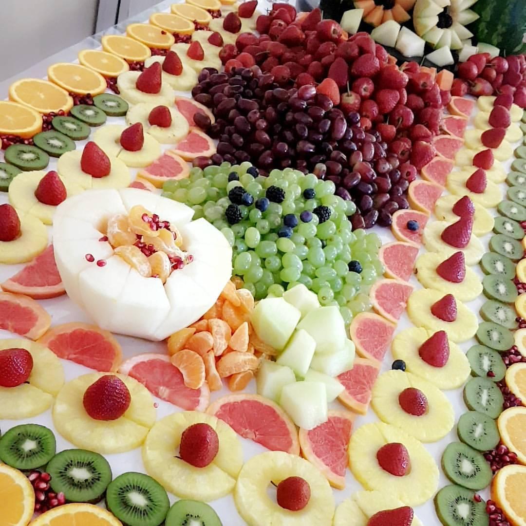 Fruit Fountain manchester