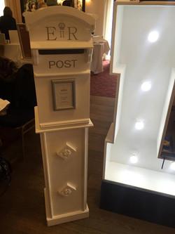 Post Box Wedding Manchester