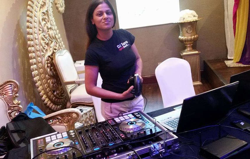 Female DJ Manchester