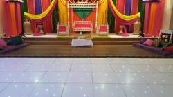 White LED Dancefloor Manchester