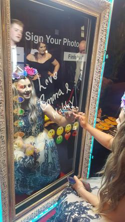 Magic Mirror Clitheroe