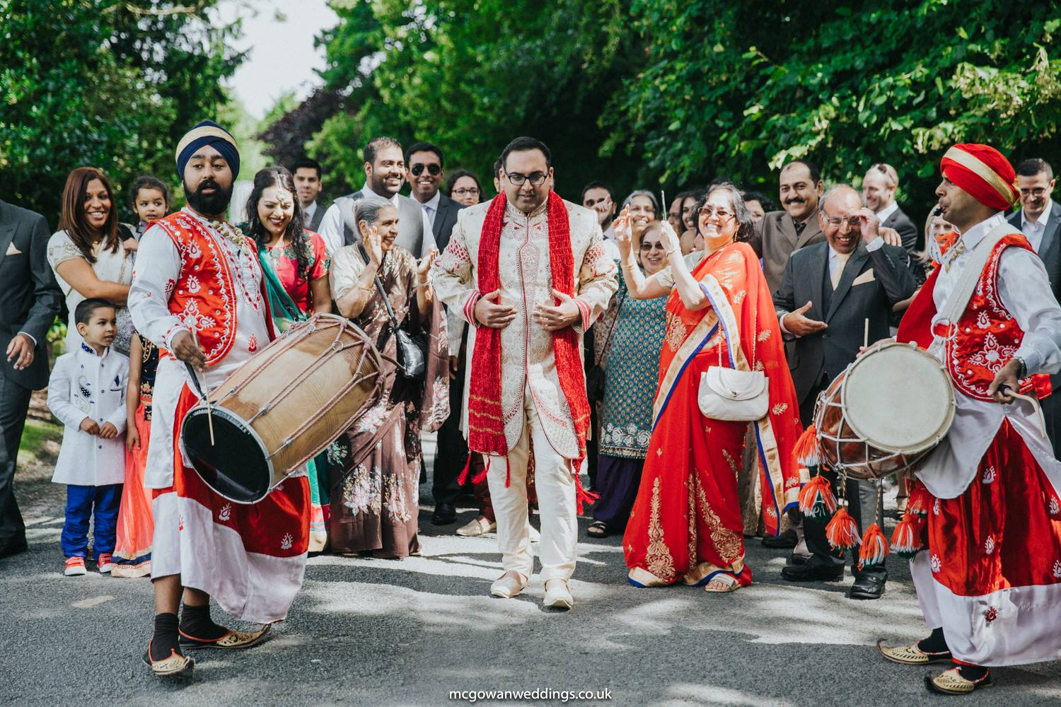 Indian Wedding Dhol Player Mcr