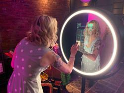 Beauty Mirror Photobooth