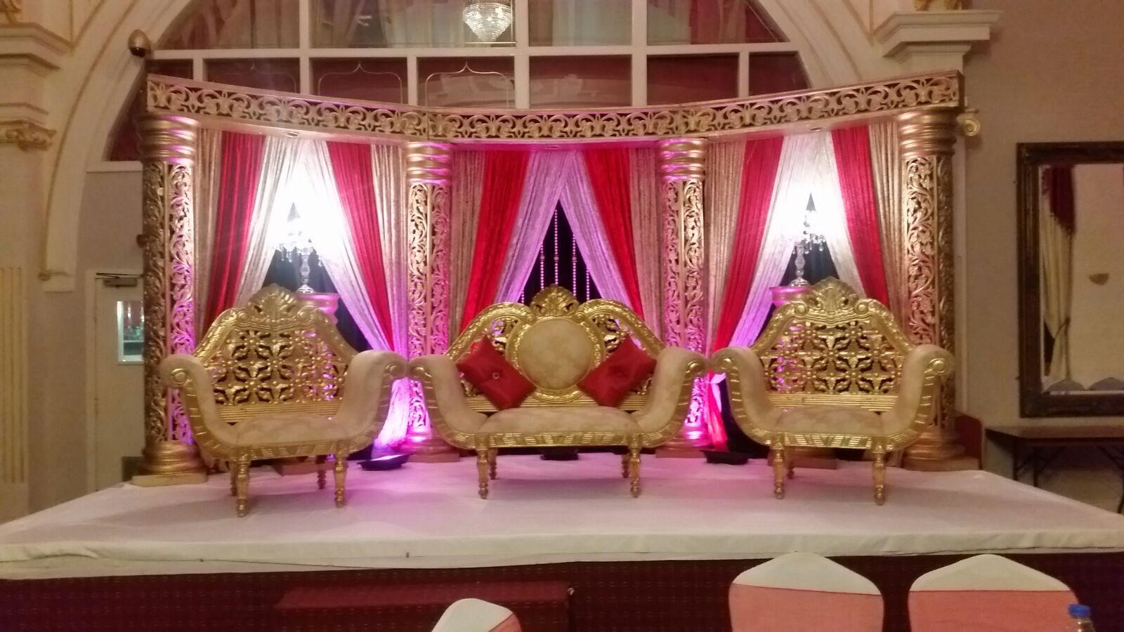 Wedding Stage Oldham