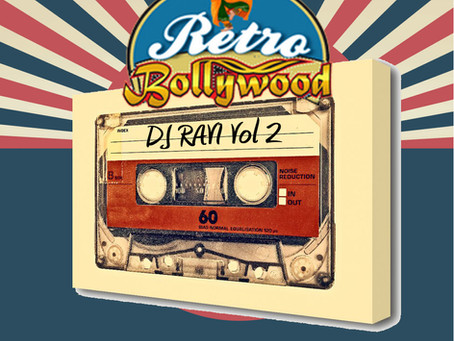 Retro Bollywood Vol 2 - out now!