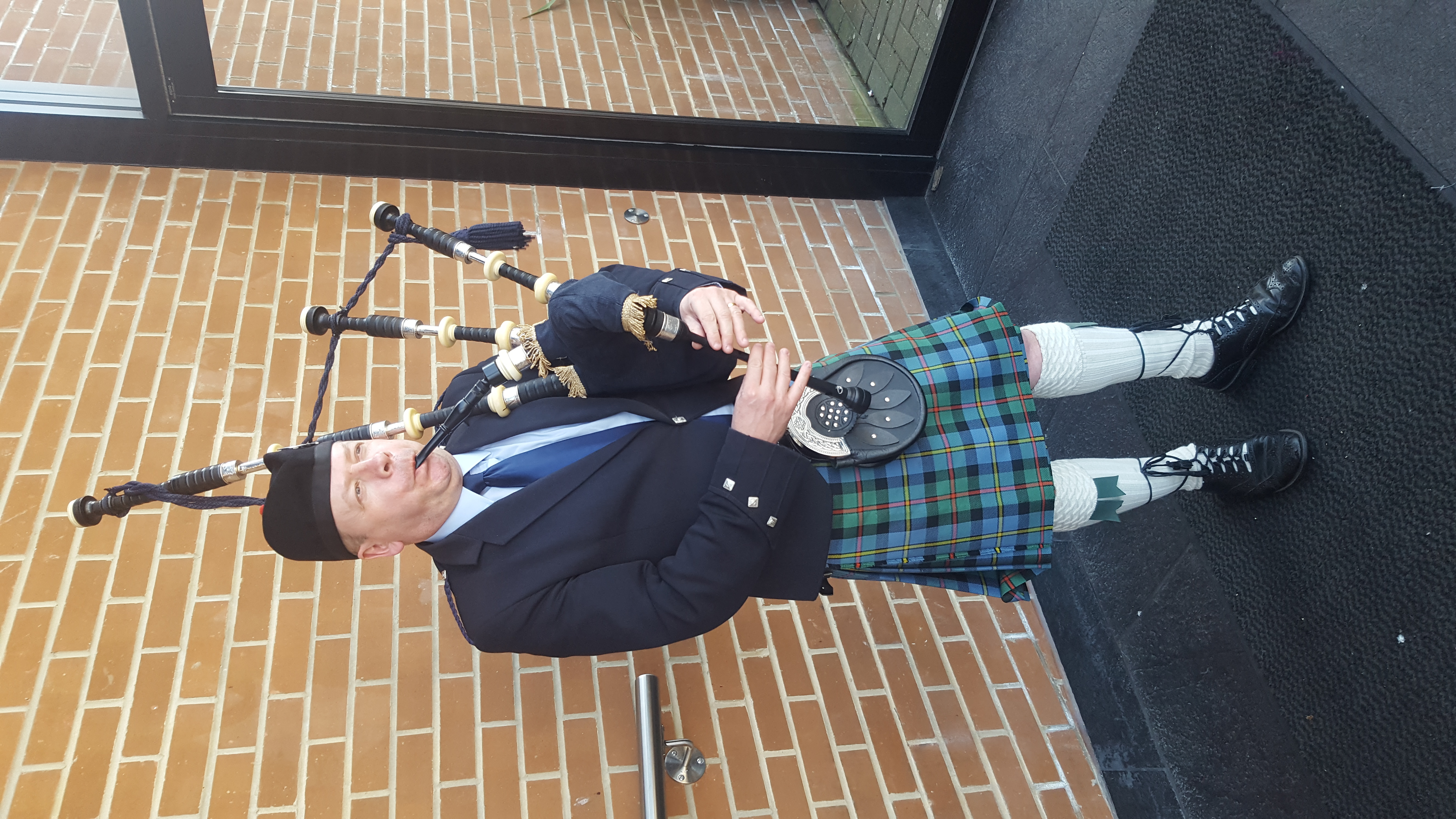 Bagpipes Manchester