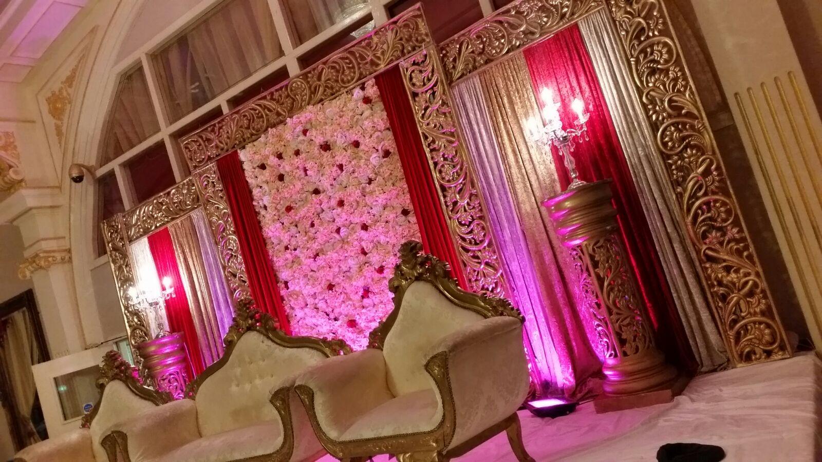 Wedding Stage Bradford