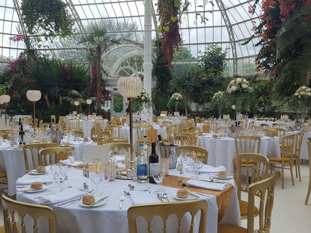 Hema & Matt's Wedding @ The Palm House