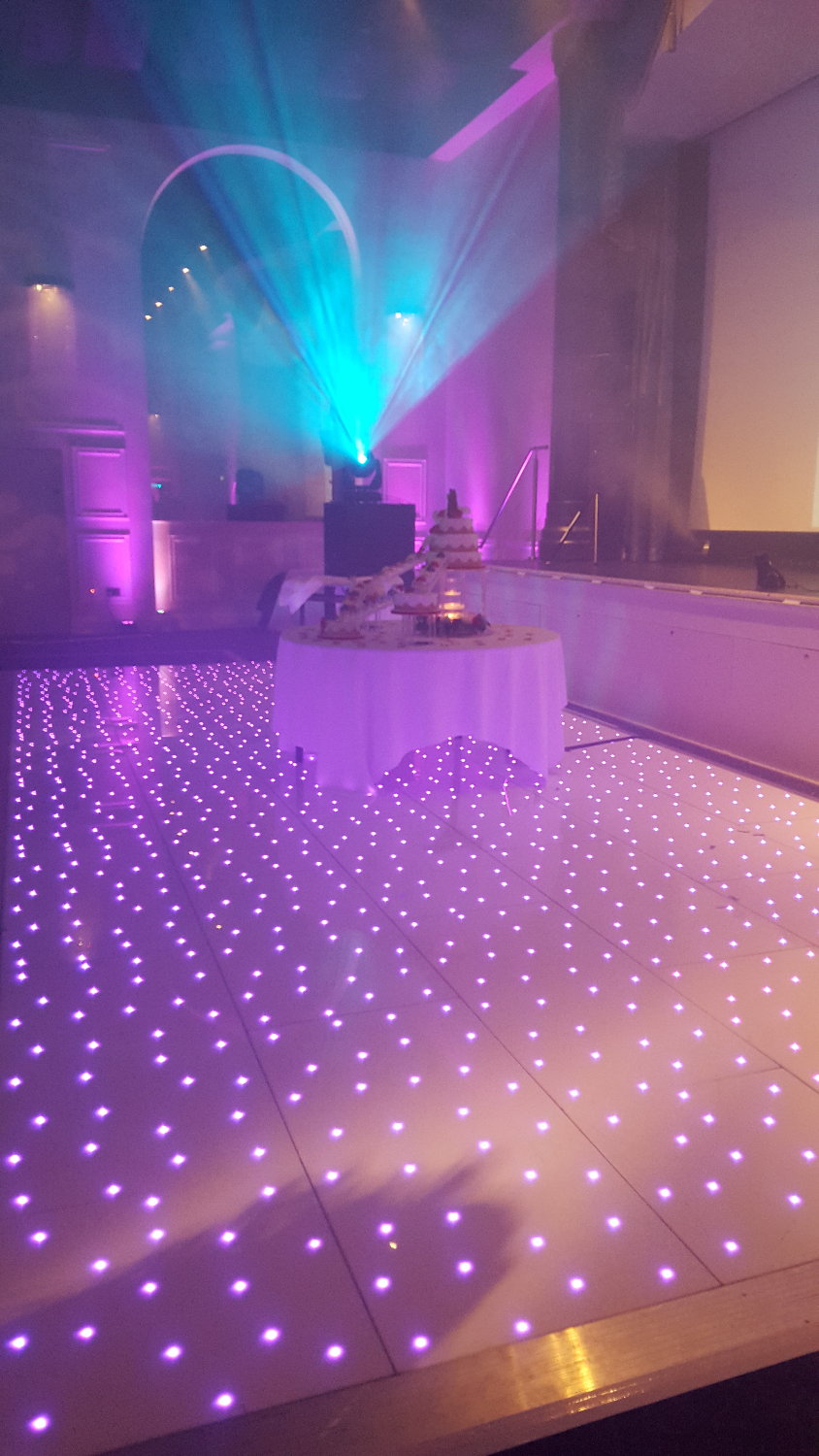 Led Dancefloor Manchester