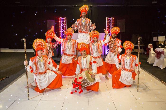 Bhangra Dancers Bradford