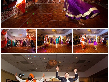 Urmila & John's Catholic & Hindu Wedding @ Redworth Hall