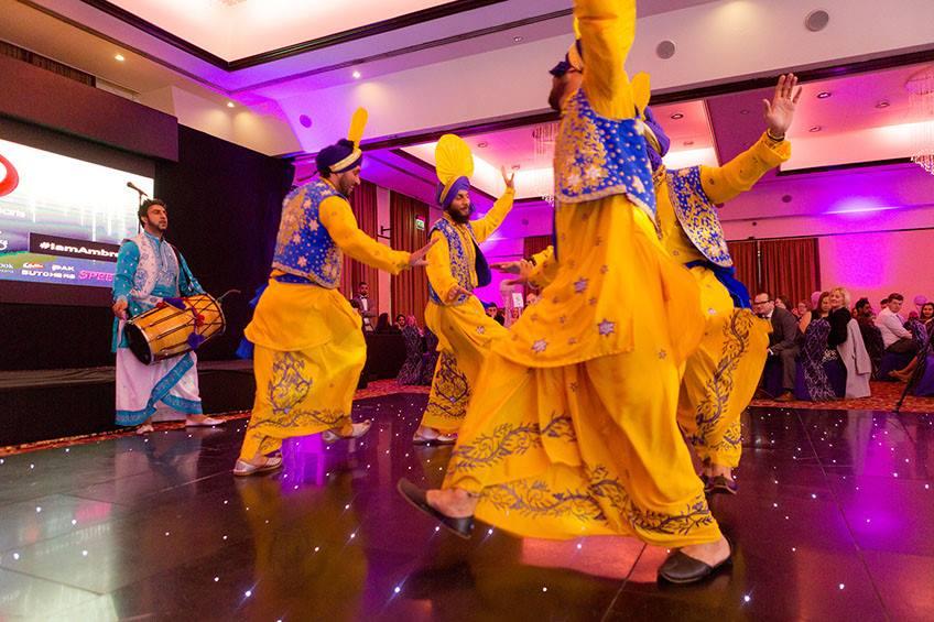 Bhangra Dancers Liverpool