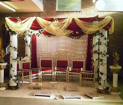Cheshire Wedding Mandaps