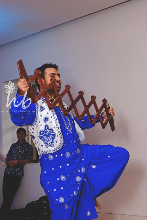 Bhangra Dancers Preston