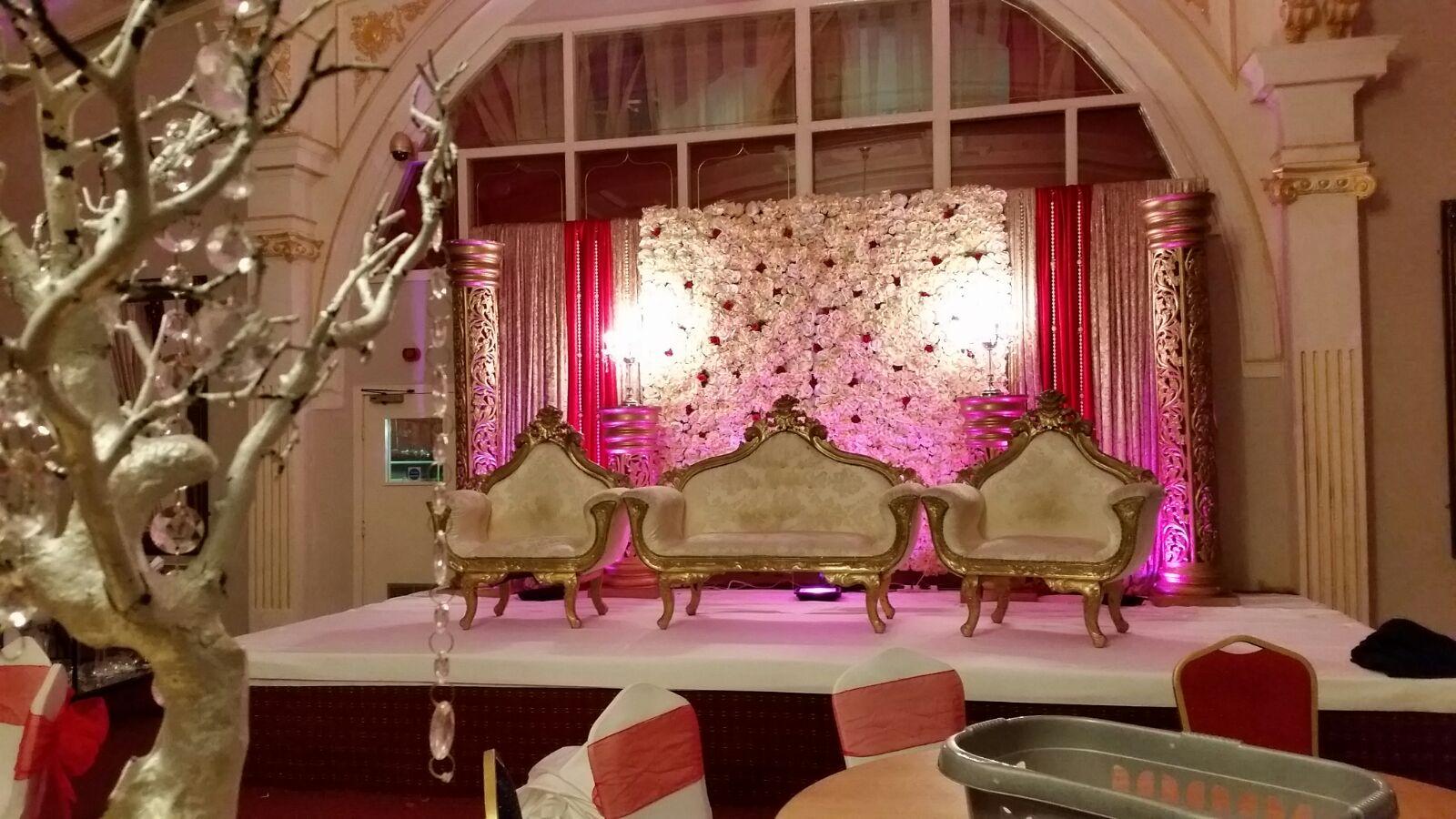 Wedding Stage Blackburn