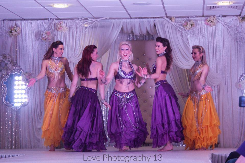 Indian Wedding dancers Manchester