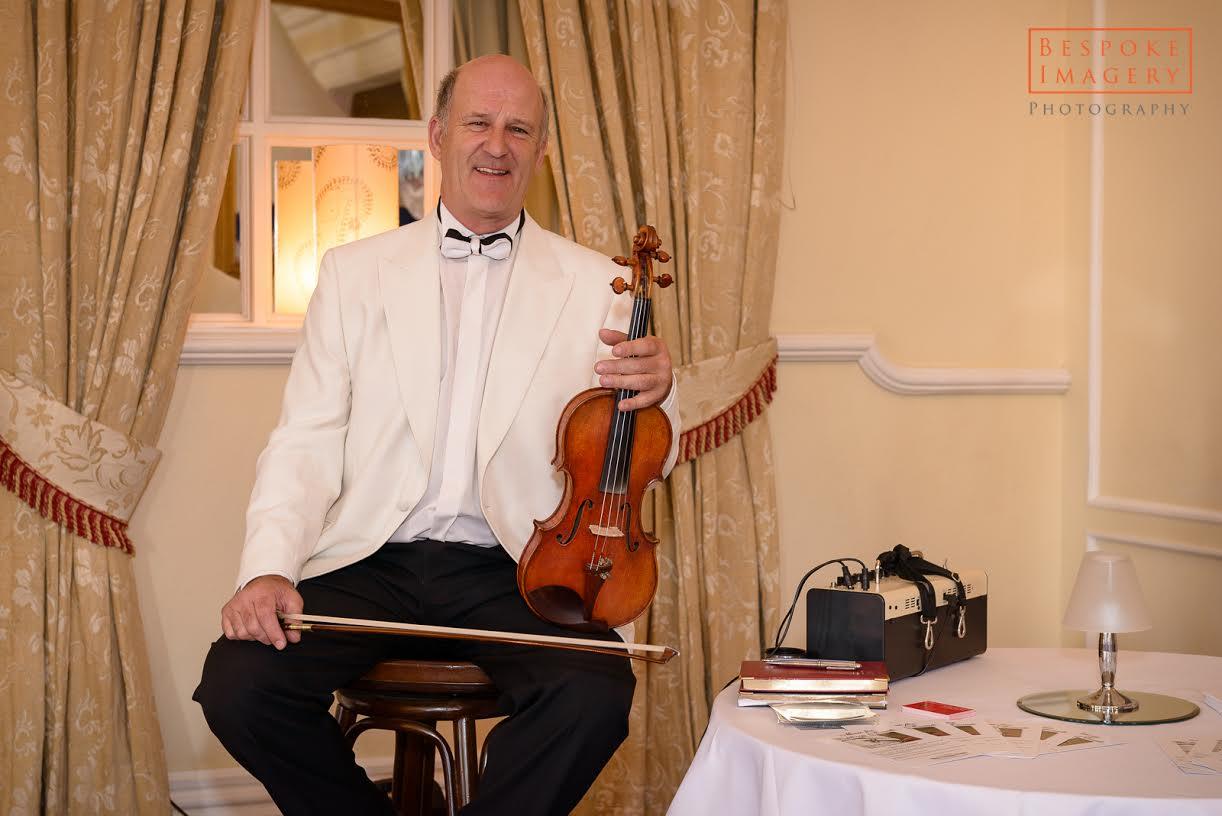 Violinist Apnabeat Manchester