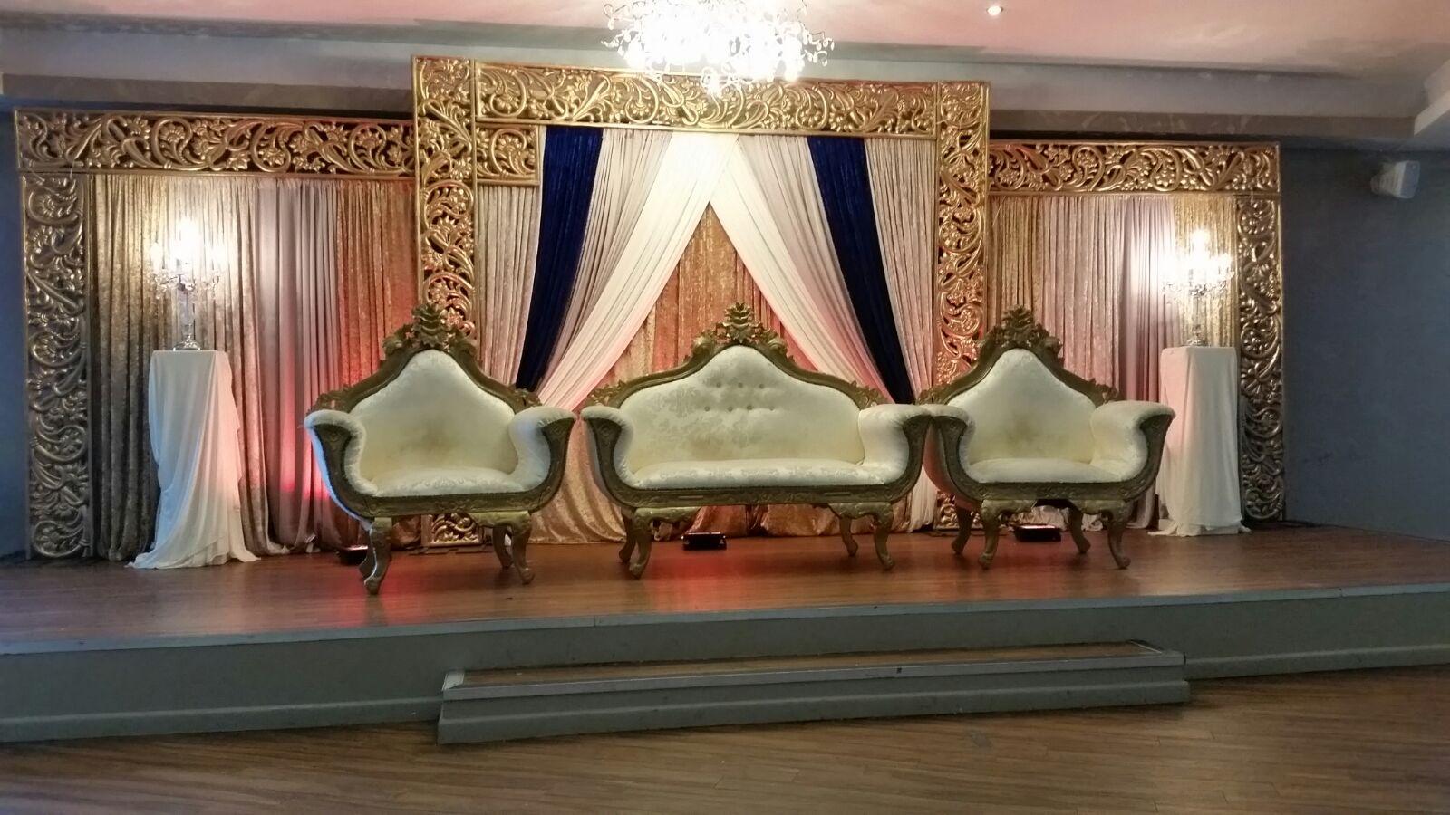 Wedding Stage Nelson