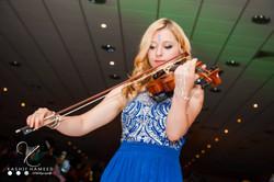 Amy fields Bollywood Violinist Mcr