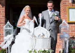Doves English Wedding