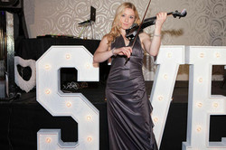 Amy Bollywood Violinist