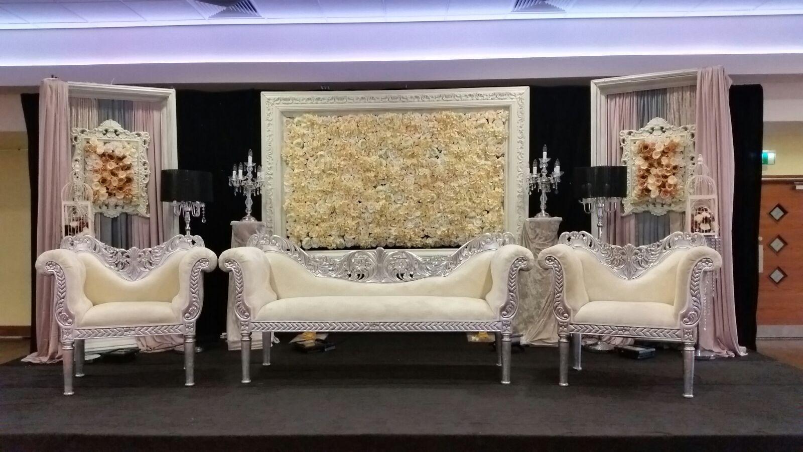 Asian Wedding Stage Dunkenhalgh