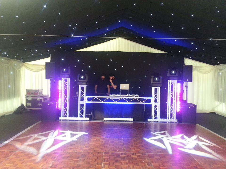 Thornton Manor Asiin wedding  DJ