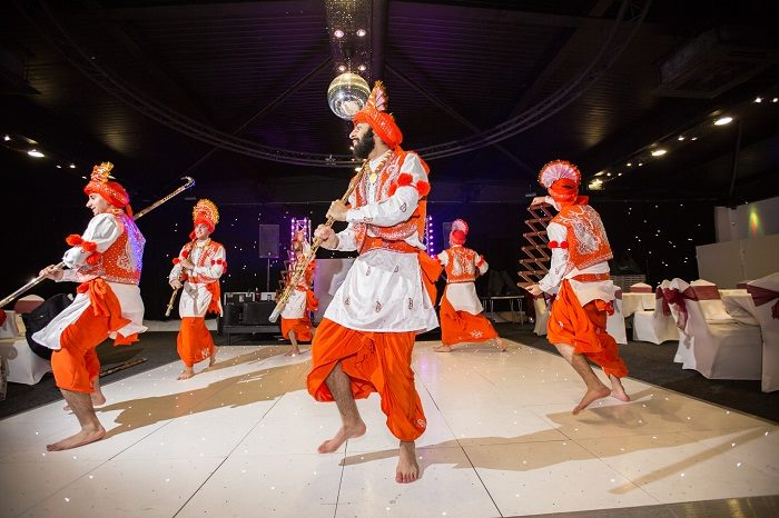 Bhangra Dancers Derby