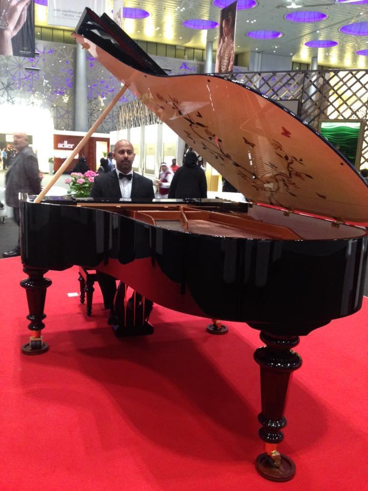 Asian Wedding Pianist Manchester