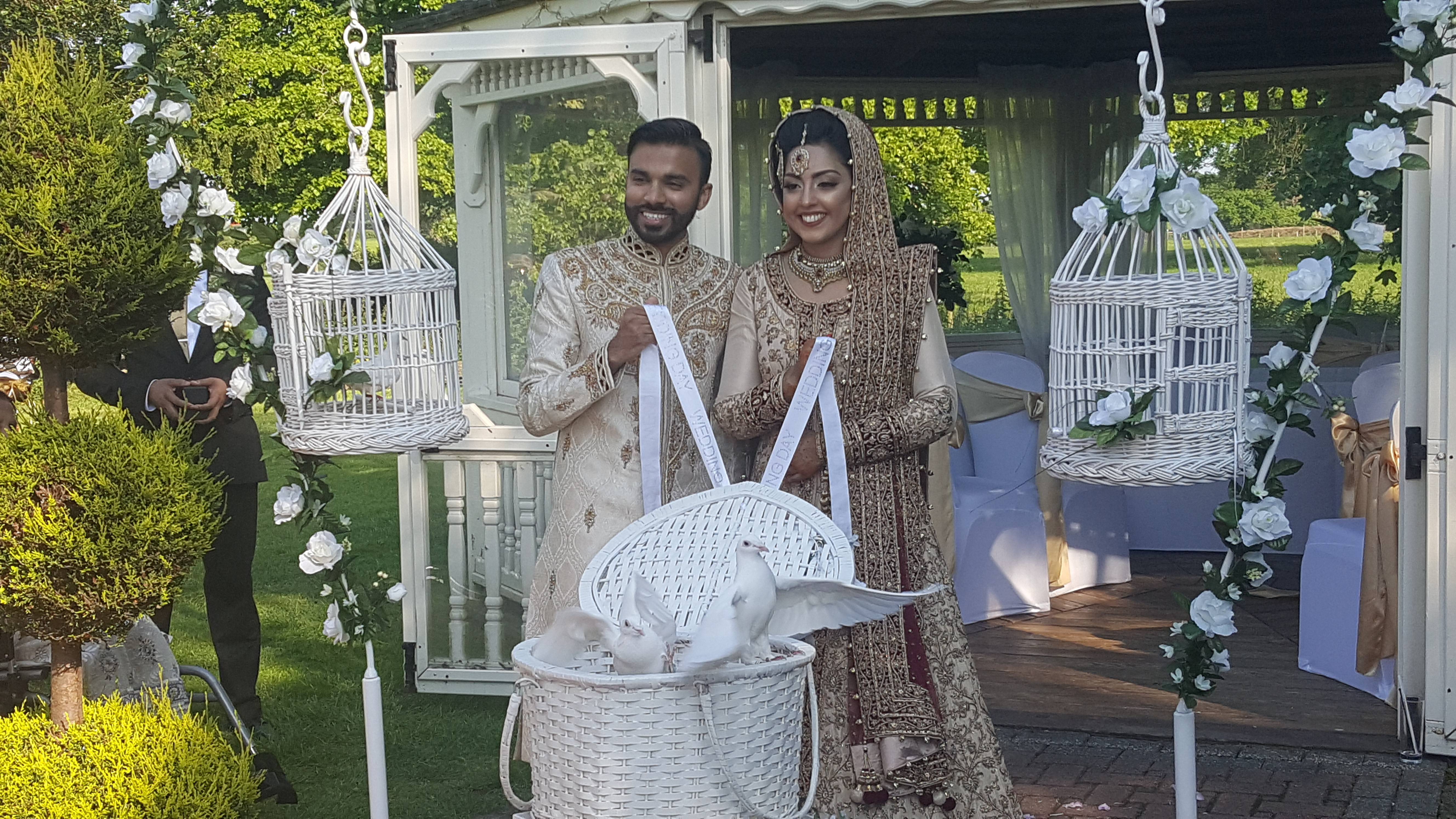 Asian wedding Planner | Dove Release