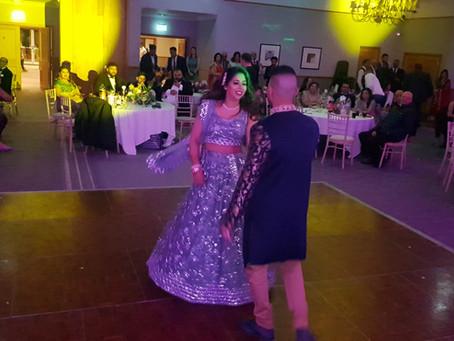 Deepika & Dip's Wedding  @ Kilhey Court
