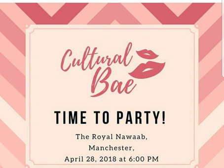 Cultural BAE - ladies only event
