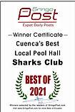 Winner certificate-Local Pool Hall.jpg