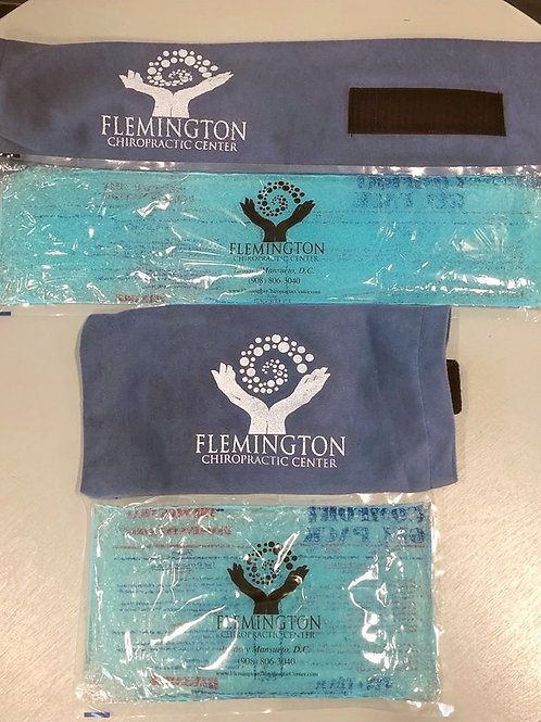 FCC Ice Pack with Sleeve (SMALL)