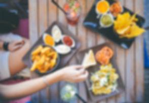 Plats sopar divertit i saludable