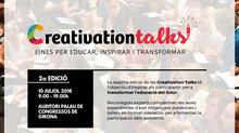 Ja tenim data per a la segona edició de les Creativation Talks!