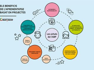 Els beneficis d'aprendre per projectes