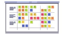 El Diagrama d'afinitat per a seleccionar idees