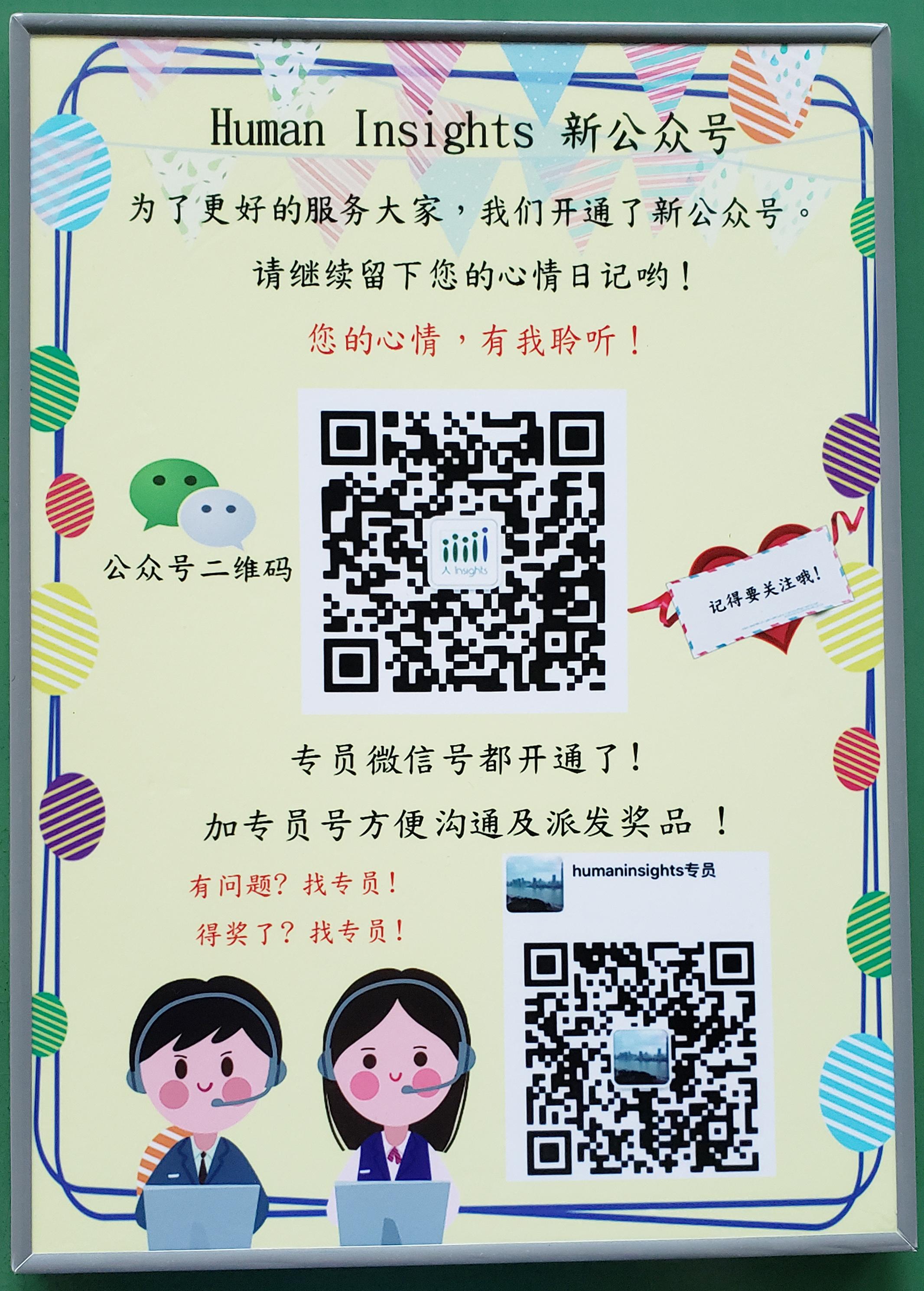 Human Insights Platform Poster