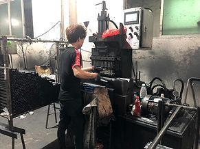 Metal Shelf Making