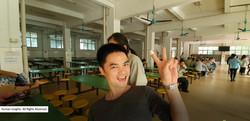 WXD Factory Visit -Tea Break with worker