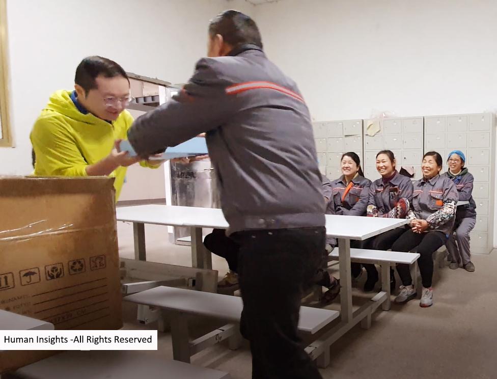 Yuhang Factory Visit