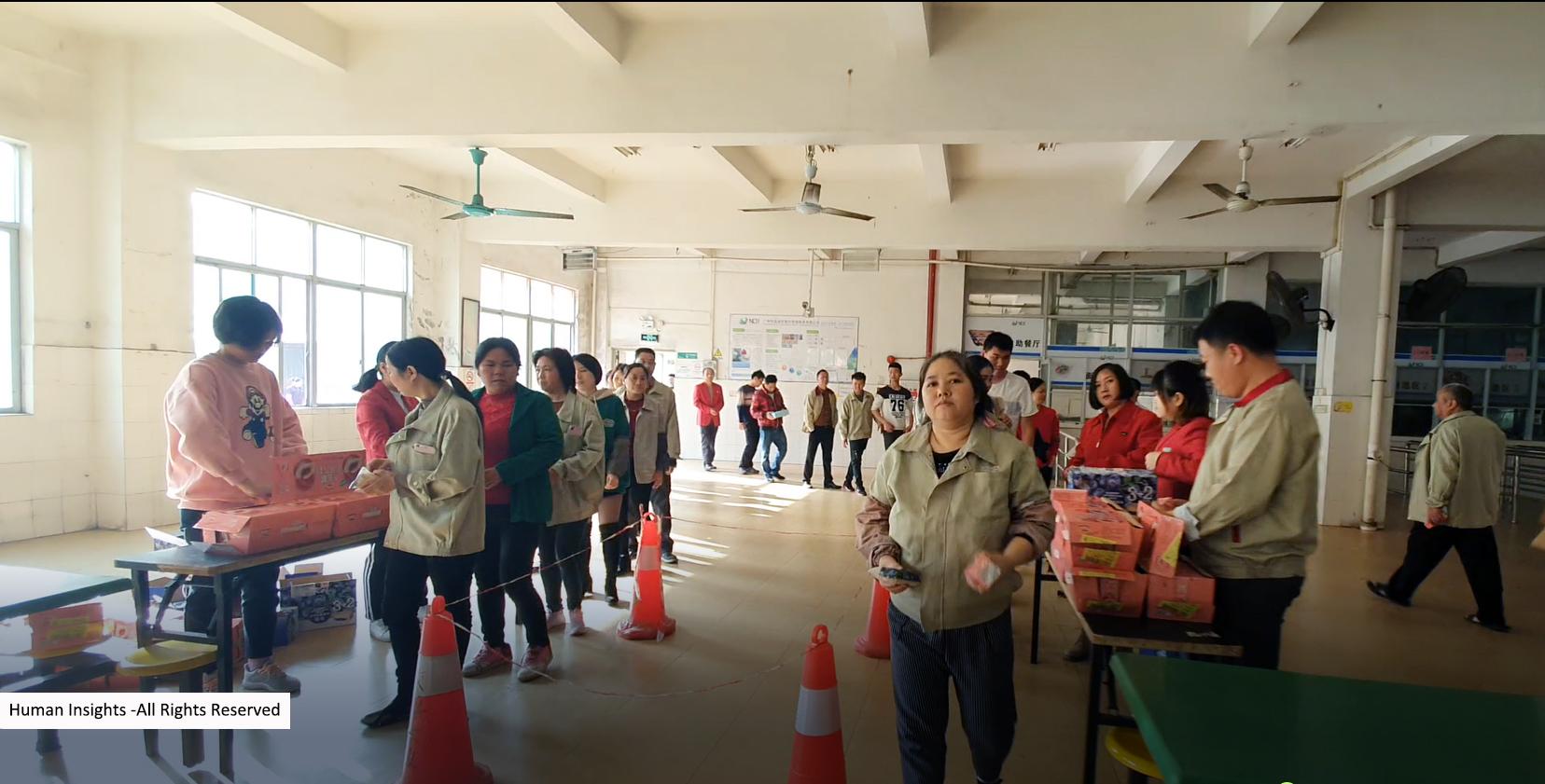 WXD Factory Visit -Tea Break 01