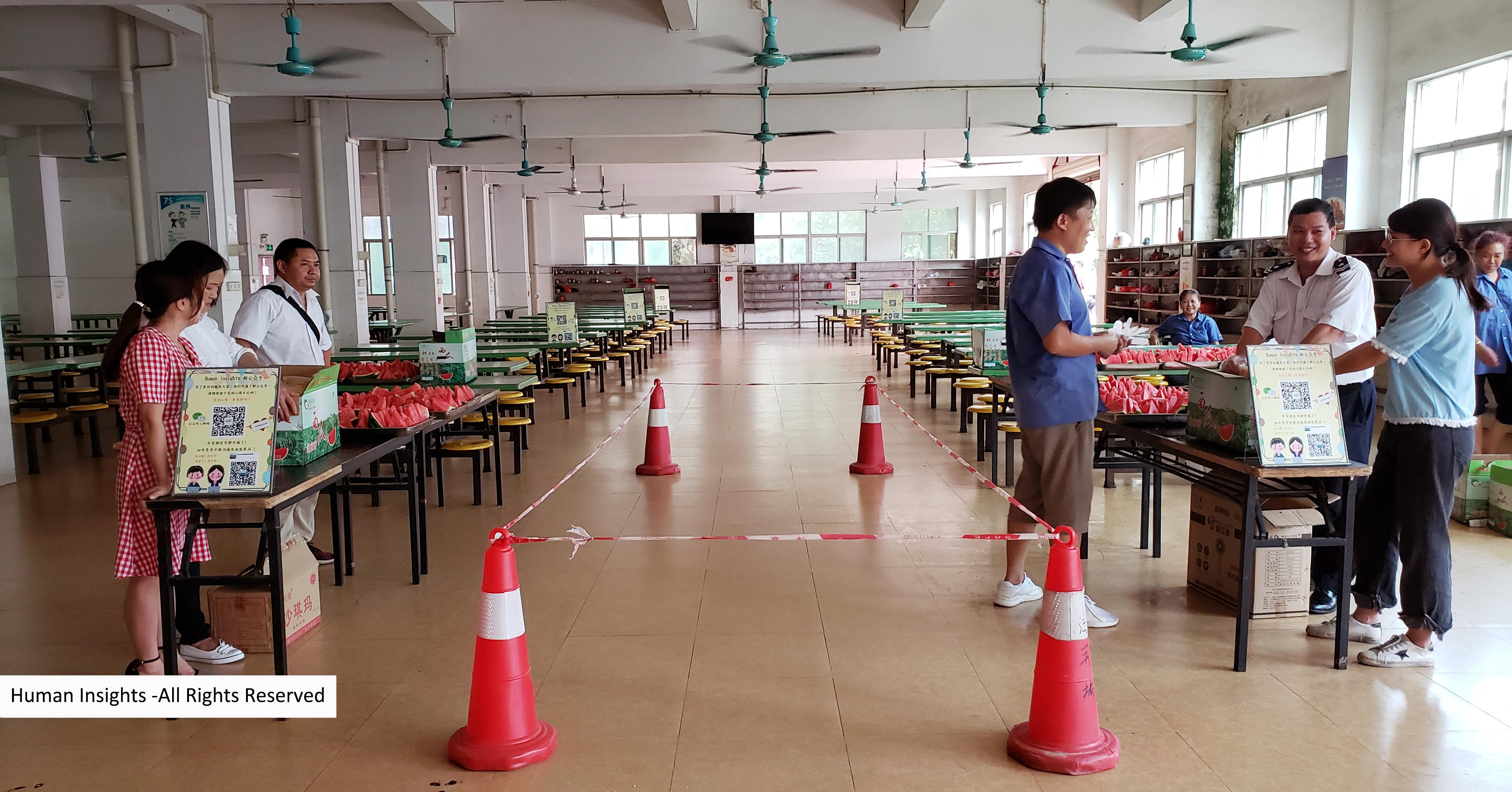 WXD Factory Visit Preparation