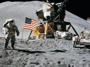 We Reach the Moon!