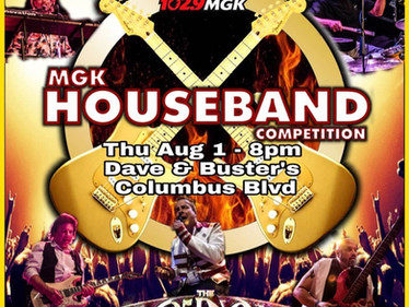 The MGK HOUSEBAND COMPETITION